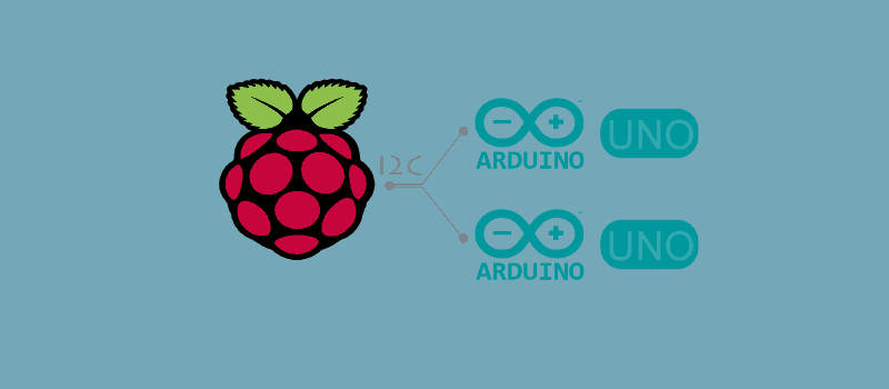 raspberrypi arduino i2c connection