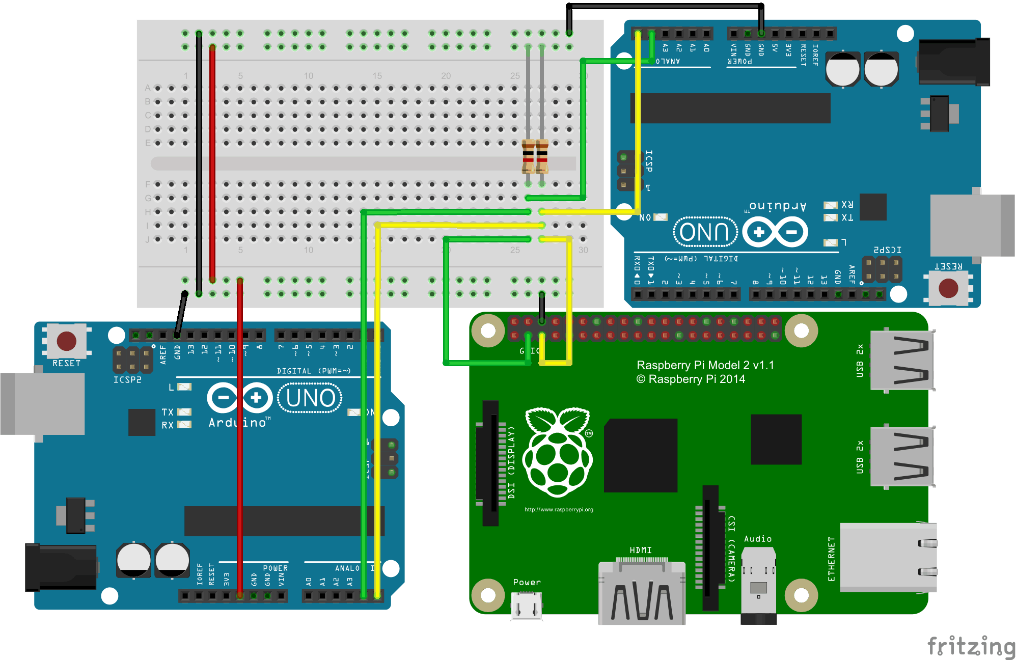 How to Work with I2C Communication in Raspberry Pi – RadioStudio