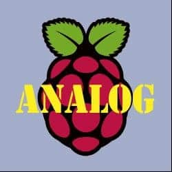 Raspberry Pi Analog